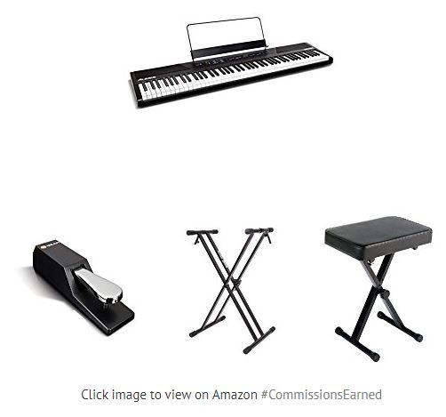 Alesis recital bundle