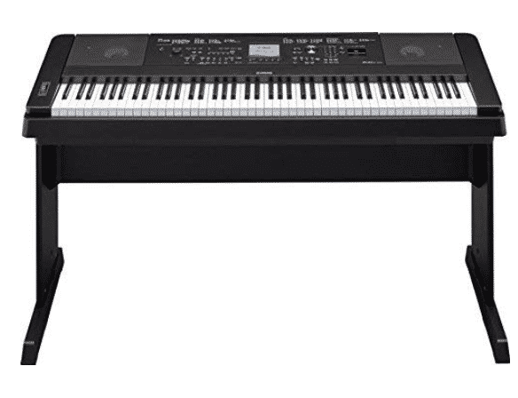 Yamaha DGX660B 88-Key Piano