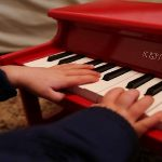 Korg Tiny Piano Review- beginner piano for toddlers
