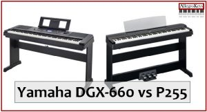 Yamaha DGX 660 vs P255 – Which Is the Better 88-Key Digital Piano?