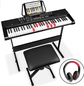 Best Choice 61-Key Electronic Keyboard