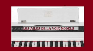Les Ailes de la Voix digital piano models