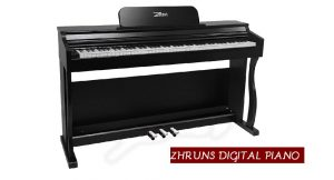 Zhruns Digital Piano Review | an alternative affordable brand