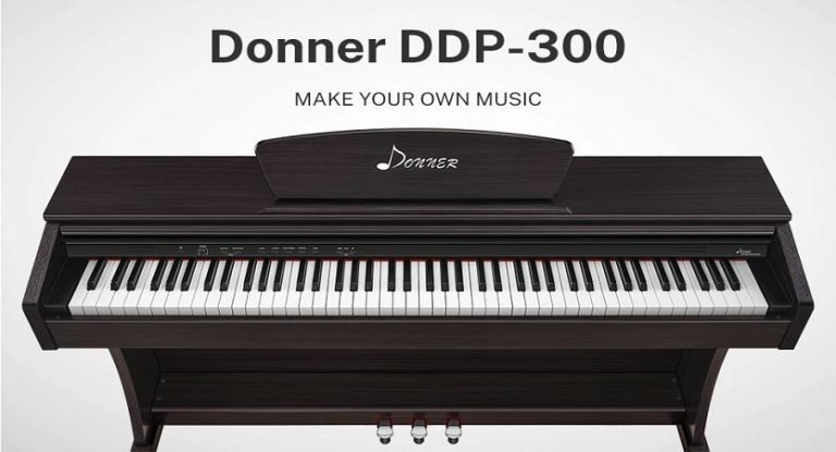 Donner Ddp-300 Digital Piano Review