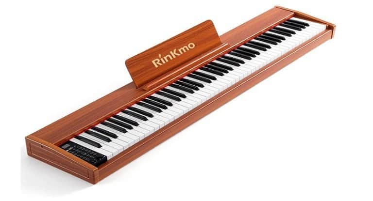Rinkmo E-115 Digital Piano review | How does this brand size up?